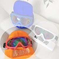 หมวกกันหนาว-Extream-นักบิน-สีส้ม
