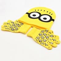 หมวกไหมพรมน่ารัก_ถุงมือ-Minion-สีแหลือง-(2ชิ้น)