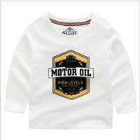 เสื้อแขนยาวหนุ่มน้อยโรม-MOTOR-OIL-สีขาว