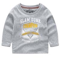 เสื้อแขนยาวหนุ่มน้อย-Slam-Dunk-Champion-สีเทา