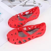 รองเท้าเด็ก-Solid--Nest--สีแดง