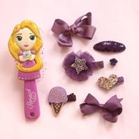 เซตกิ๊บติดผม-หวีผม-เจ้าหญิง-Rapunzel