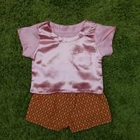 ชุดไทยเด็กชาย-เสื้อสีพื้น_กางเกงลายไทย-สีโอรส