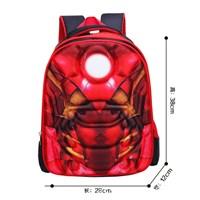 กระเป๋าเป้-Primay-School-3D-ลาย-Iron-Man