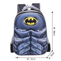 กระเป๋าเป้-Primay-School-3D-ลาย-BatMan