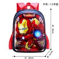 กระเป๋าเป้-school-bag-ลาย-Iron-man