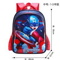 กระเป๋าเป้-school-bag-ลาย-Captain-America