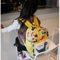 กระเป๋าสะพายหลังหนูน้อยมีมี่-ไดโนเสาร์-สีเหลือง