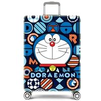 ผ้าคลุมกระเป๋าเดินทางลาย-Doraemon-A