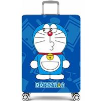 ผ้าคลุมกระเป๋าเดินทางลาย-Doraemon-B