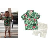 ชุดเสื้อ_กางเกง-ลายดอก-flower-green