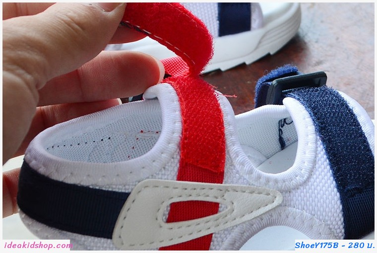 รองเท้ารัดส้น สไตล์ Fila Sandals Roman สีขาว