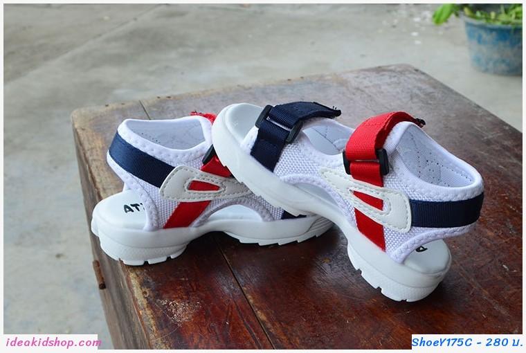 รองเท้ารัดส้น สไตล์ Fila Sandals Roman สีชมพู