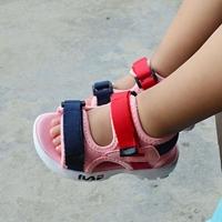 รองเท้ารัดส้น-สไตล์-Fila-Sandals-Roman-สีชมพู