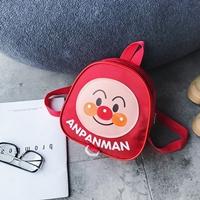 กระเป๋าสะพายหลัง-Anpanman-สีแดง