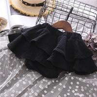 กระโปรงกางเกงขาสั้น-คุณหนูแมรี่-สีดำ