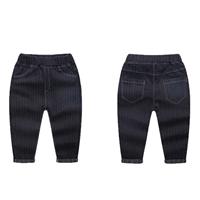 กางเกงยีนส-สีดำ