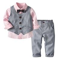 ชุดเสื้อกางเกง_เสื้อกั๊กออกงาน-สีชมพู(เซต-3-ชิ้น)