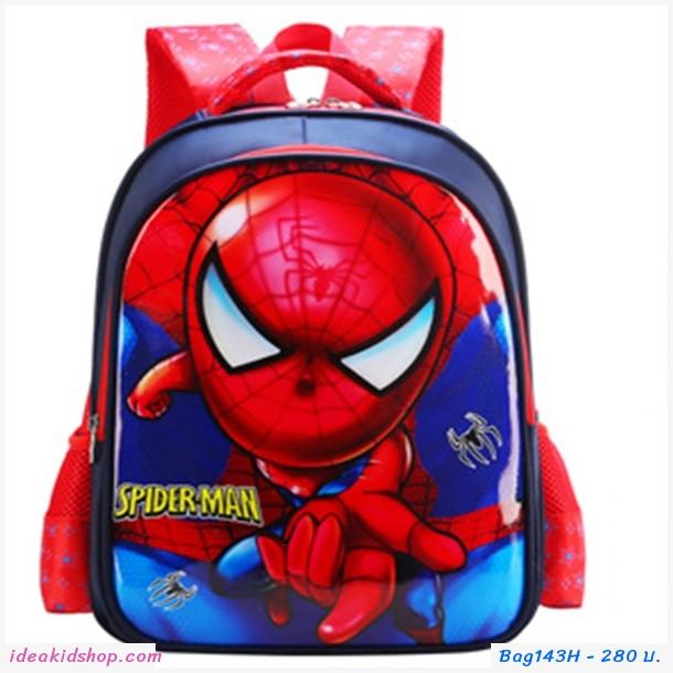 กระเป๋าเป้ school bag ลาย Spiderman