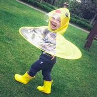 หมวกกันฝน-UFO-เป็ดน้อย-สีเหลือง