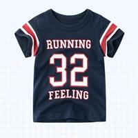 เสื้อยืดแฟชั่น-RUNNING-32-FEELING-สีกรม