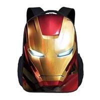 กระเป๋าเป้-school-bag-ลาย-หน้ากาก-Ironman