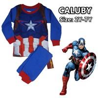 ชุดเสื้อกางเกง-Captain-America-Style-C