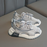 รองเท้ารัดส้นแบบสวม-สีเทา