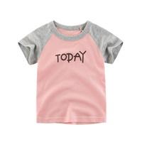 เสื้อยืดแฟชั่น-TODAY-สีชมพู
