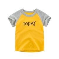 เสื้อยืดแฟชั่น-TODAY-สีเหลือง