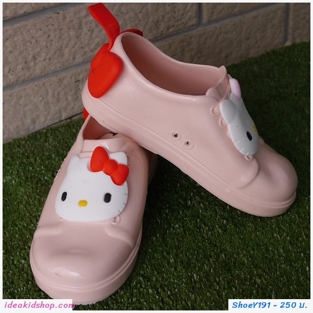รองเท้ายาง Kitty