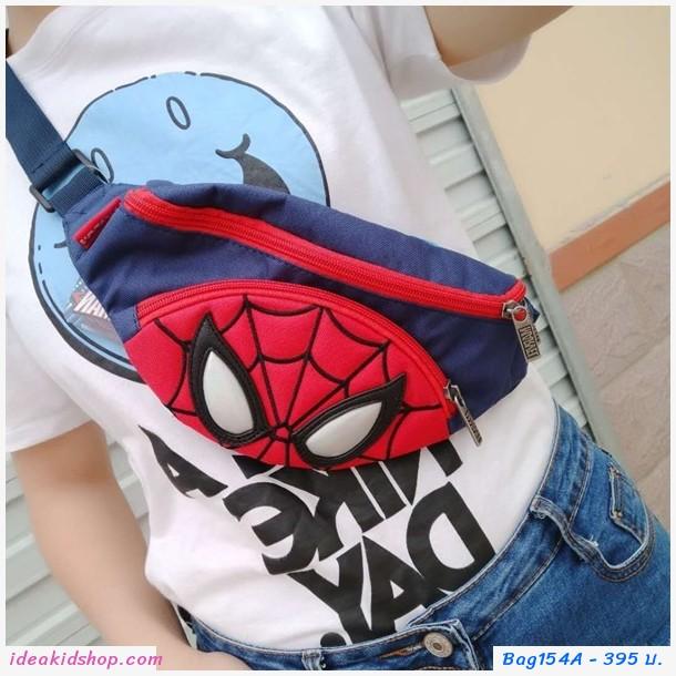 กระเป๋าคาด Spiderman