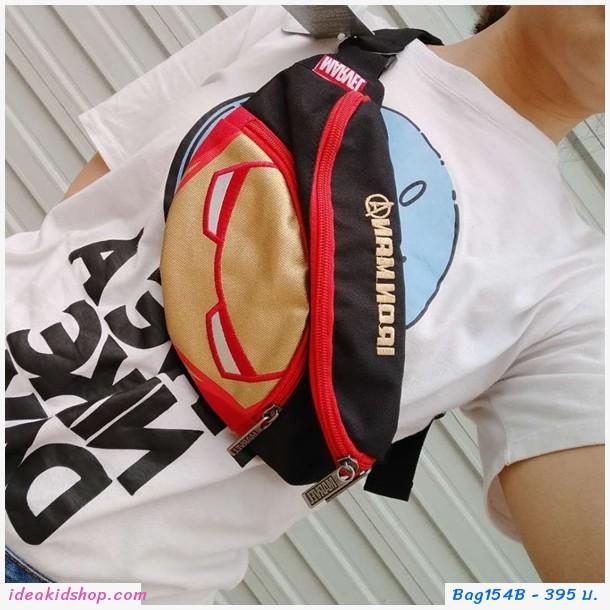 กระเป๋าคาด Ironman
