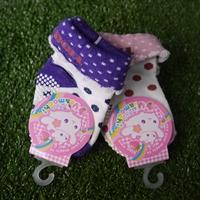 ถุงเท้าเด็กผู้หญิง-OLIVE-DOLL-B-(แพค-2-คู่)