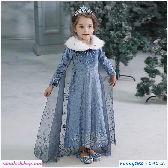 เดรสเจ้าหญิง Frozen Elsa