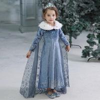 เดรสเจ้าหญิง-Frozen-Elsa
