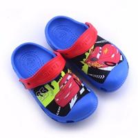 รองเท้าเด็กสไตล์-Cars-Mcqueen