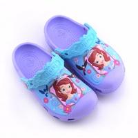 รองเท้าเด็กสไตล์-Sofia-ม่วง