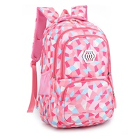 กระเป๋าสะพาย-ลายโมเสก-Mosaic-สีชมพู