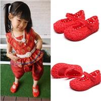 รองเท้ารังนก-Mini-Sed-สีแดง