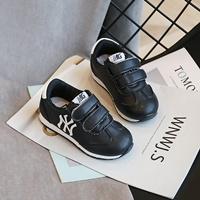 รองเท้าผ้าใบสไตล์-NY-สีดำ
