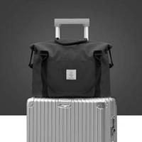 กระเป๋าถือ-Packing-Travel-สีดำ