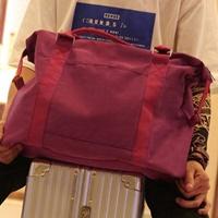 กระเป๋าถือ-Packing-Travel-สีแดง