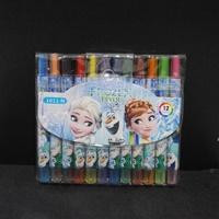 สีเทียนหมุนได้-12-สี-Frozen