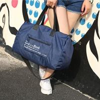 กระเป๋าเดินทางพับเก็บได้-Travel-Bag-สีกรม