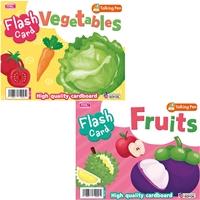 Flash-Card-Vegetables-and-Fruits(ได้-2-ชุด)
