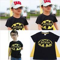 เสื้อยืดเด็กแฟชั่น_ผ้าคลุม-ลาย-Batman