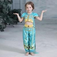 ชุดแฟนซี-ชุดจัสมิน-Jasmine-Aladdin-Costume