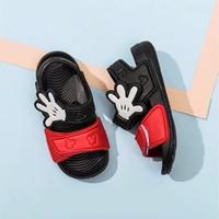 รองเท้ารัดส้น-soft-soled-beach-shoes-ลาย-Mickey