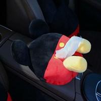 ตุ๊กตาหมอนใส่ทิชชู่-Disney-ลาย-Mickey